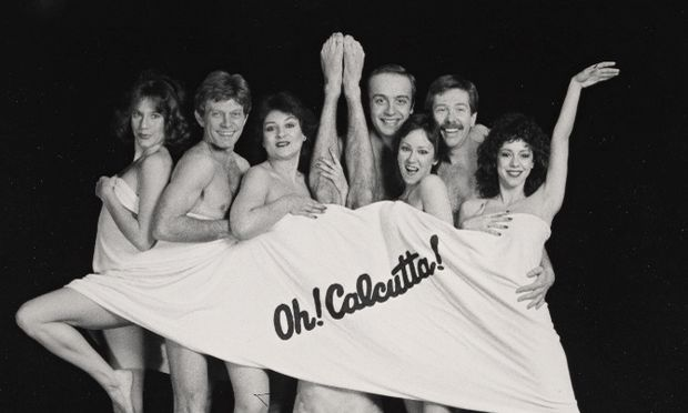 The raunchy cast of Oh! Calcutta!