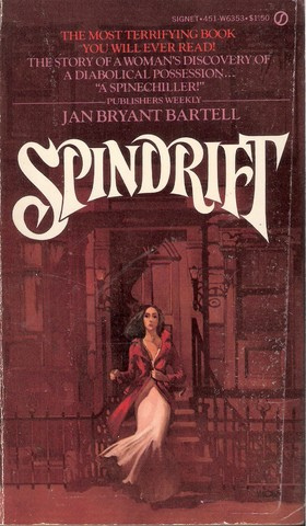 "Spindrift (""The Most Terrifying Book You Will Ever Read!"")"