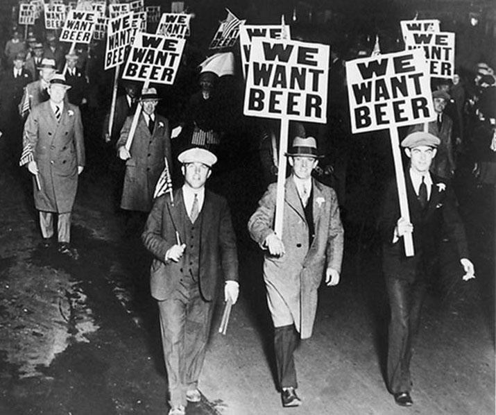 """We Want Beer!"""