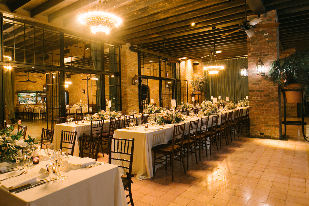 The Bowery Hotel is a great place to host weddings.